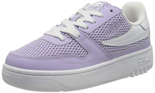 FILA FXVentuno wmn zapatilla Mujer, violeta (Pastel Lilac), 36 EU