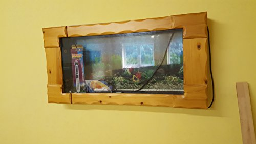 Wandaquarium- Side Wave 130, Panorama Aquarium – Wall Aquarium - 2