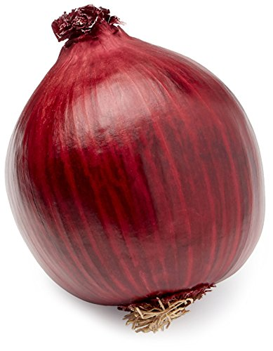 Red Onion, One Large