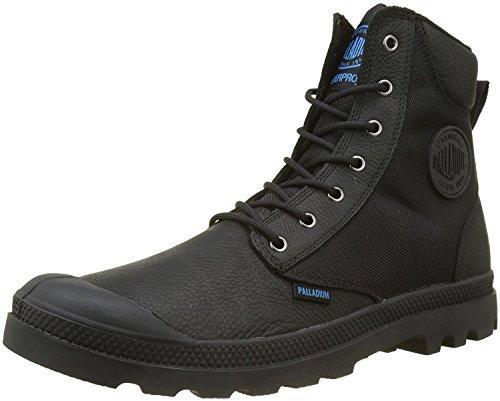 Palladium Boots Pampa Sport Cuff Wpn Waterproof Boots, Black, 10.5