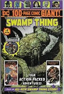 Swamp Thing Giant #2 DC Walmart Exclusive 100 Page Comic Book with New Story