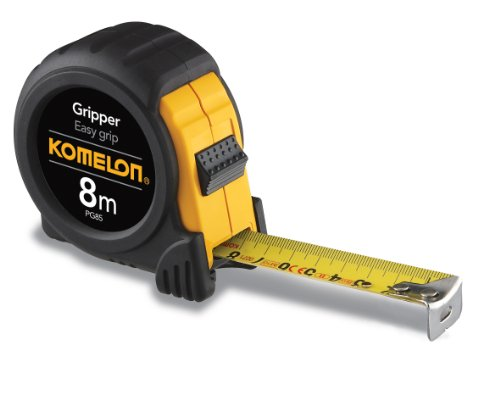 Komelon PG85 Tape Measure for Woodworking