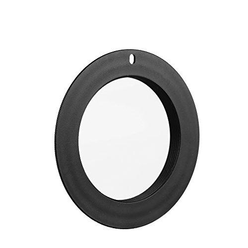Objektivadapter Objektivanschlussadapter,Andoer Super Slim Lens Adapter Ring für M42 Objektiv und Sony NEX E Berg NEX-3 NEX-5 NEX-5C NEX-5R NEX6 NEX-7 NEX-VG10