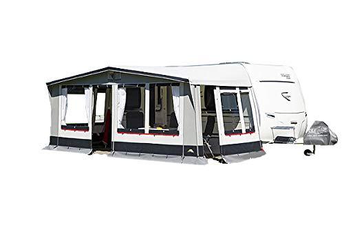 dwt Paradies III 240 - Tienda de campaña para caravanas (4 estaciones, tamaño a elegir 791-820 cm)