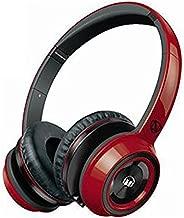 Monster NTUNE On-Ear Headphones, Red