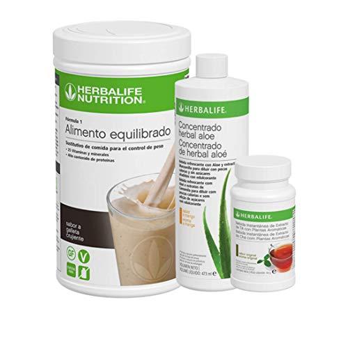Pack AHORRO 3 productos Control de Peso Herbalife. Desayuno nutritivo