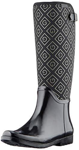 GANT FOOTWEAR Damen RAINEA Gummistiefel, Black, 40 EU