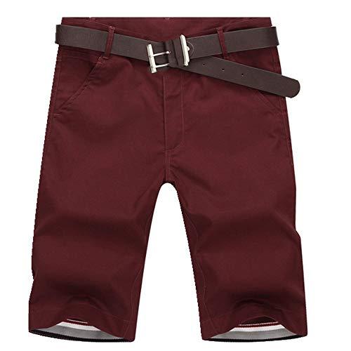 N\P Pantalones cortos de los Hombres de Verano de los Hombres de Bolsillo de Hombre