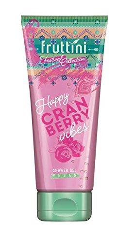 Fruttini HAPPY CRANBERRY VIBES Shower Gel 200ml