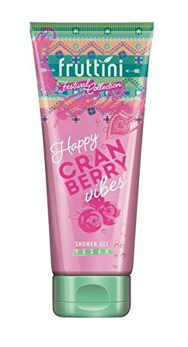 Fruttini HAPPY CRANBERRY VIBES Shower Gel 200ml