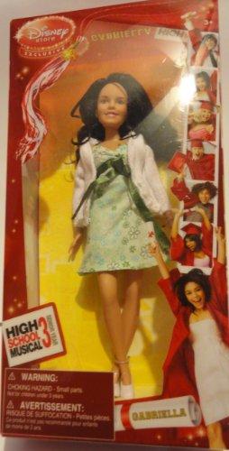 Disney High School Musical 3 Senior Year Gabriella Doll