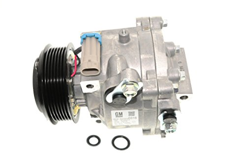 ACDelco 15-22301 GM Original Equipment Air Conditioning Compressor and Clutch Assembly