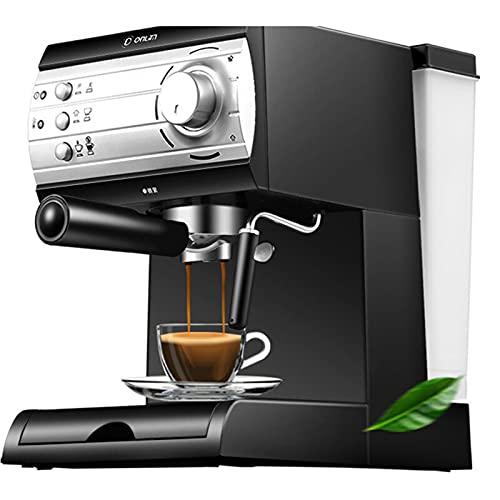 ASFF Máquinas De Un Solo ServicioMáquina De Café Semiautomática Completa Espuma De La Leche De Vapor Instantáneacafetería