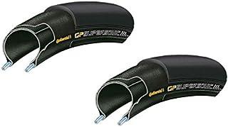 2本セット コンチネンタル(CONTINENTAL) Grand Prix Supersonic スーパーソニック 超軽量ロードタイヤ 700c [並行輸入品]