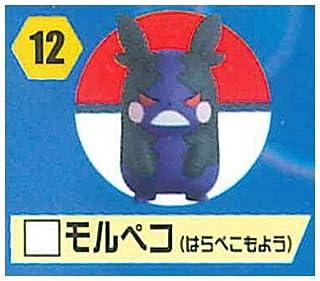 チョコエッグ ポケットモンスター [12.モルペコ(はらぺこもよう)](単品)