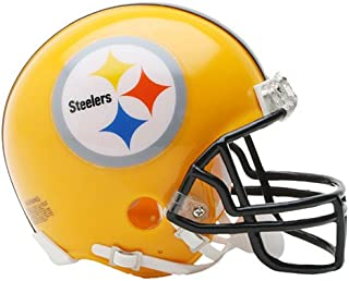 Pittsburgh Steelers Special Edition Gold NFL Riddell Replica Mini Helmet