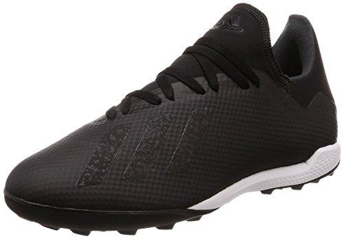 adidas Unisex-Kinder X Tango 18.3 Tf Fußballschuhe, Schwarz (Negbás/Grpudg 000), 38 EU