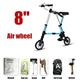 YiWu Ultra Light 8'/ 10' Mini vélo Pliant vélo Portable extérieur Métro...