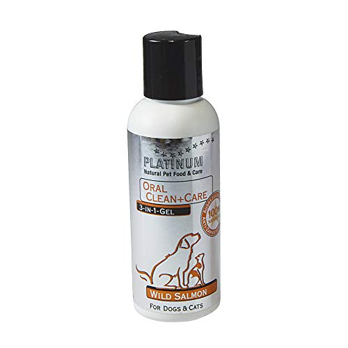 Platinum Oral Clean+Care Gel Salmon Oil Clean+