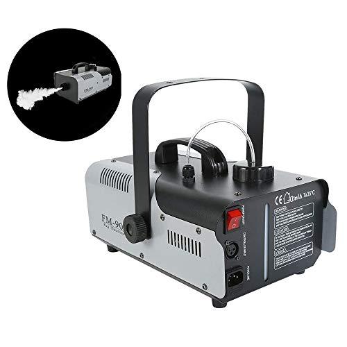 JASSXIN Fernthermostat Nebel Nebelmaschine Auto-Vernebler-Luftreiniger, Mini Nano Sprayer Fernbedienung Nebelmaschine Pump Nebelmaschine