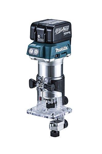 マキタ(Makita)充電式トリマ14.4V6Ahバッテリ・充電器・ケース付RT40DRG