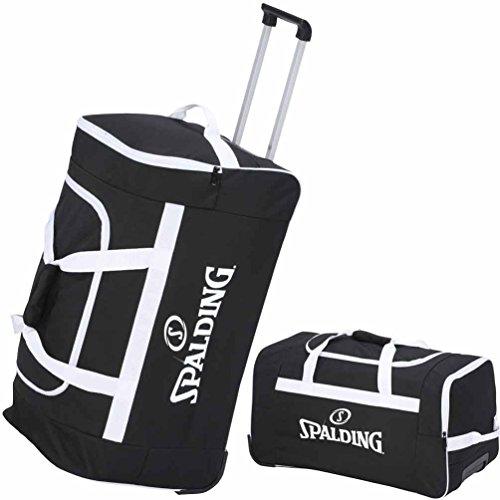 Spalding borsa tubo borsone trolley da viaggio, 58x 33m x 35cm, 65litri