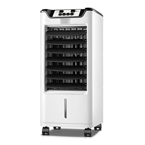 JiaHome Climatizadores EVaporativos Climatizador Evaporativo,Enfriador de Aire Ventilador Humidificador, Aire Acondicionado,3 velocidades, 4 litros,para...