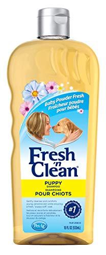 Fresh 'n Clean Puppy Shampoo, Baby Powder Fresh