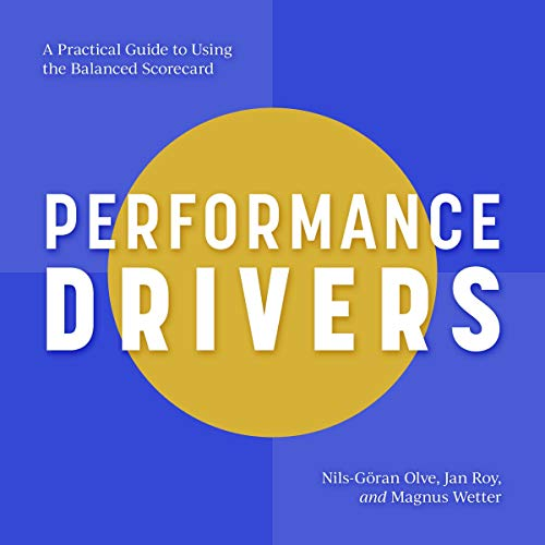 Performance Drivers audiobook cover art