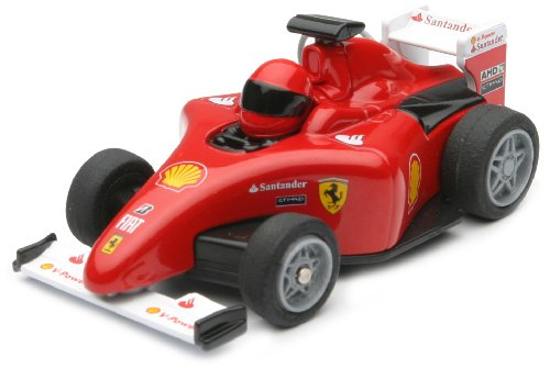New Ray - 88373 - Véhicule Miniature - Radio Commande - Formule 1 Ferrari - Q Size