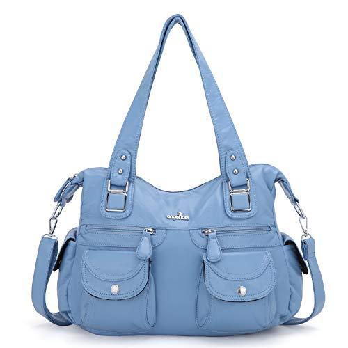 Purses&Handbag Waterproof Cross Body Shoulder Purse Bag Tote-Handbag for Women