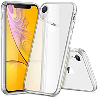 Dux iphone XR Case, Ultra Thin Soft TPU Transparent