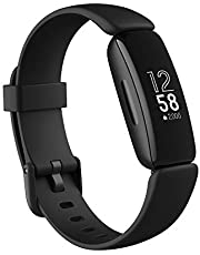 Fitbit Inspire 2 Health & Fitness Tracker with a Free 1-Year Fitbit Premium Trial, 24/7 Heart Rate & up to 10 Days Battery