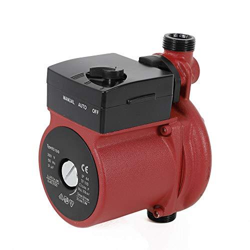 Bomba de circulación para calefacción, 220 V, 100 W, NPT 3/4 pulgadas, 145...