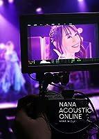 【Amazon.co.jp限定】NANA ACOUSTIC ONLINE(DVD) (オリジナル・缶バッチ(直径76㎜、ロゴ)& メガジャケ+メーカー...