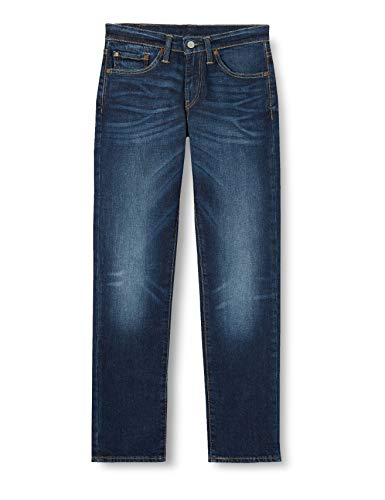 Levi's 511 Slim Fit Jeans, Blu Brutus, 30W / 34L Uomo