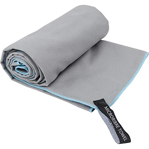 Rpanle Toalla de Microfibra, Toalla Secado Rapido para Mujer Hombre, Ligera, Absorbente, Ideal...