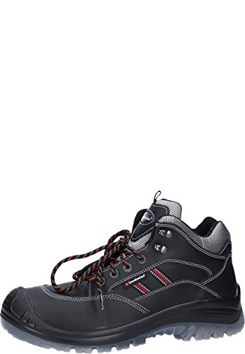 CanadianLine Timo Black, Arbeitsschuh EN ISO 20345:2011 S3, 46