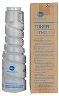 OEM Konica Minolta TN211 (8938-413) Black Toner Cartridge - 17,500 Yield