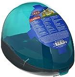 TRIXIE Bac à Sable pour Chinchillas/Degus Argent/Vert 27 × 18 × 16 cm