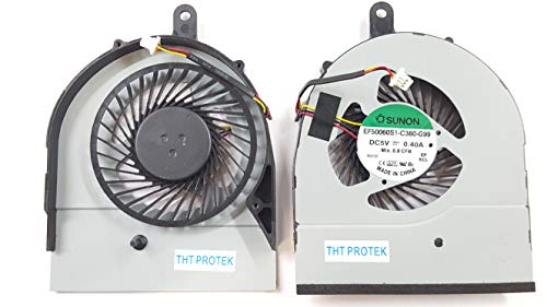 Kompatibel für Dell Inspiron 5559 3558 5551 5558 Lüfter Kühler Fan Cooler 02FW2C