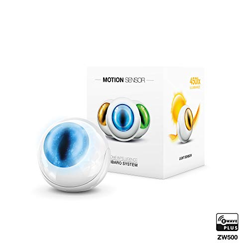 FIBARO Motion Sensor / Sensore di movimento Z-Wave Plus, FGMS-001