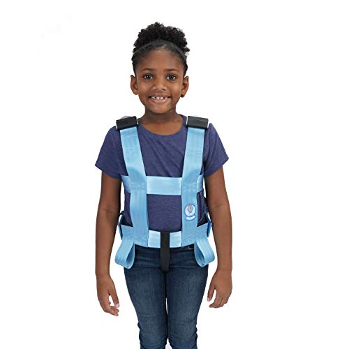 Adjustable Zipper Vest for Family Vehicle (Medium (Chest Circumference 32