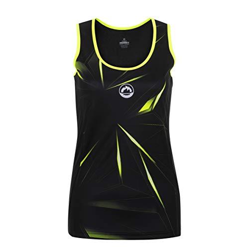 Camiseta Tirantes pádel Mujer J´hayber DS3197 Black. Talla M ...