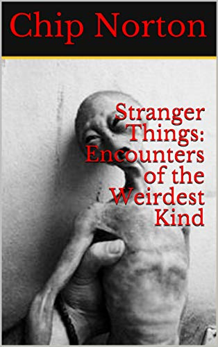 Stranger Things: Encounters of the Weirdest Kind (English Edition)