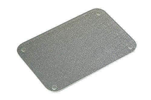 Kesper glazen snijplank, afmetingen: M, snijplank, keukenblad, glasplaat, afmetingen: ca. 300 x 200 x 7 mm.