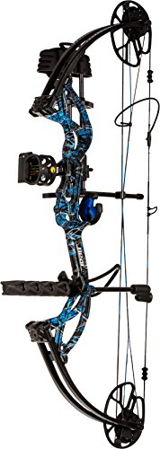 Bear Archery Cruzer G2 RTH Compound Bow - Kryptek Highlander - Left Hand