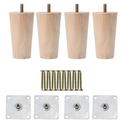 Garneck 8 Piezas Caja Vintage Patas Caja Met/álica Pies Protectores de Esquina Joyero Cofre Caja de Madera Patas Protector de Esquina Protectores Accesorios Oro