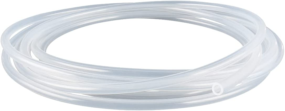 Baomain Flexible Hose Silicone Tubing 4mm Milwaukee Mall 32' 6mm 5 OD OFFicial x ID