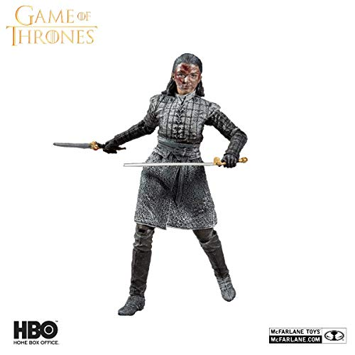 McFarlane Game of Thrones Action Figure Arya Stark King